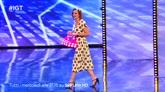 """Italia's Got Talent: la venditrice di """"giochi golosi"""""""