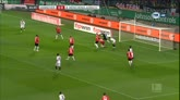 Hannover 96-Borussia M'Gladbach 2-0