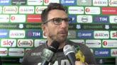 """16/04/2016 - Di Francesco: """"Qualche punto perso, ma la squadra c'è"""""""