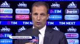 """17/04/2016 - Allegri: """"Se la Juve resta questa, saranno grandi risultati"""""""