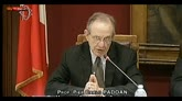 19/04/2016 - Pensioni, Padoan: margini per ragionare su incentivi