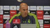 """19/04/2016 - Zidane: """"Non abbiamo ancora vinto nulla"""""""