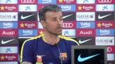 """19/04/2016 - Barcellona, Enrique: """"Siamo in grande difficoltà"""""""