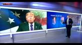 20/04/2016 - Primarie Usa, Trump e Clinton verso la sfida finale