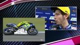 """22/04/2016 - Rossi: """"Sono soddisfatto dopo le libere"""""""