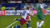 Amburgo-Werder Brema 2-1