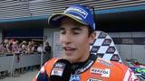 """23/04/2016 - Marquez: """"Soddisfatto delle qualifiche"""""""