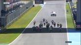 Il primo giro di Jerez: Vale resta davanti