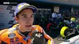 """Marquez: """"Importante chiudere terzo"""""""