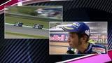 """Rossi: """"Che goduria sul podio..."""""""