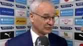 """24/04/2016 - Ranieri resta calmo: """"Non abbiamo ancora vinto la Premier"""""""