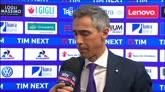 """24/04/2016 - Paulo Sousa: """"La sconfitta contro la Juve brucia tanto"""""""
