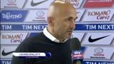 """25/04/2016 - Roma, Spalletti: """"Un voto alla mia squadra? Un bel 10"""""""