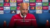 """27/04/2016 - Guardiola teme l'Atletico: """"Semifinale molto complicata"""""""
