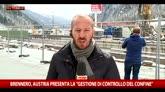 27/04/2016 - Brennero, Austria presenta il piano di controlli al confine