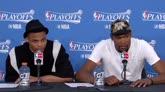 Durant e Westbrook rispondono a Mark Cuban
