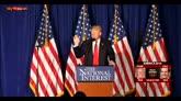 "27/04/2016 - Gli Usa di Trump Presidente, ""America First"""