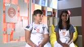 28/04/2016 - L'intervista a Rodolfo e Hansika