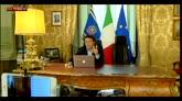 """28/04/2016 - Unioni civili, Renzi: """"Probabile voto di fiducia"""""""