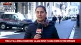 "29/04/2016 - Amministrative Roma, Berlusconi: ""Divisi perdiamo"""
