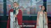 29/04/2016 - Epcc: Michielin e Cattelan cantano in latino