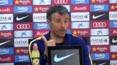 29/04/2016 - Luis Enrique: penso alla vittoria del campionato dall'inizio