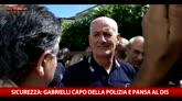 30/04/2016 - Sicurezza: Gabrielli alla Polizia e Pansa al Dis