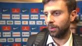"""30/04/2016 - Thiago Motta: """"Molto contento per Juric, allenatore capace"""""""