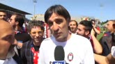 """30/04/2016 - Crotone, Juric: """"Questi ragazzi hanno fatto un miracolo"""""""