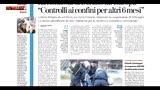 01/05/2016 - La rassegna stampa, i giornali di domenica 1 maggio