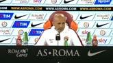 """01/05/2016 - Spalletti: """"Contro il Genoa Strootman sarà titolare"""""""