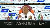 """01/05/2016 - Spalletti: """"Nainggolan per la Roma si butterebbe nel fuoco"""""""