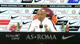 01/05/2016 - L'elogio di Spalletti, la vicenda Totti e il gap con Juve
