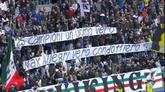 """01/05/2016 - La riconoscenza dei tifosi bianconeri: """"Allegri condottiero"""""""