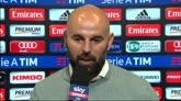 """01/05/2016 - Frosinone, Stellone: """"Persi tre punti preziosi"""""""