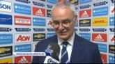 """01/05/2016 - Ranieri dopo il pari con lo United: """"Prova di carattere"""""""