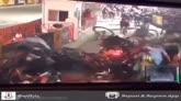02/05/2016 - Moto ferma in pista, le bici fanno strike: diversi feriti