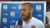 """02/05/2016 - De Rossi: """"Siamo stati bravi a rimontare con il bel gioco"""""""