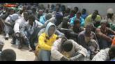 03/05/2016 - Libia, Sky TG24 tra i migranti nel carcere di Tripoli