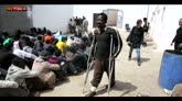 03/05/2016 - Tripoli, migranti in fuga dalla guerra finiscono in carcere