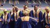 03/05/2016 - Leicester, il gospel in omaggio a Ranieri