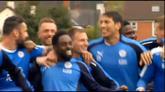 03/05/2016 - Leicester, il meglio del 1° giorno da campioni d'Inghilterra