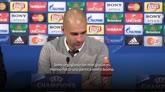"""04/05/2016 - Guardiola: """"Complimenti all'Atletico, orgoglioso del Bayern"""""""