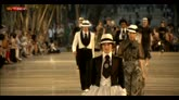 04/05/2016 - Cuba, Chanel sfila a L'Avana