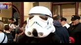 04/05/2016 - Star Wars day, a Bologna prevale il lato oscuro della forza