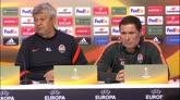 """Lucescu: """"Siviglia specilista di Europa League, sarà dura"""""""