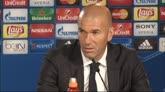 """05/05/2016 - Zidane: """"In finale non ci sono favorite"""""""
