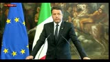 05/05/2016 - Migranti, Renzi: sentirsi dare degli scafisti è vergognoso