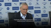 05/05/2016 - Ranieri day, la conferenza di King Claudio