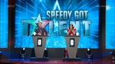 06/05/2016 - Epcc: Speedy Got Talent con Nina Zilli